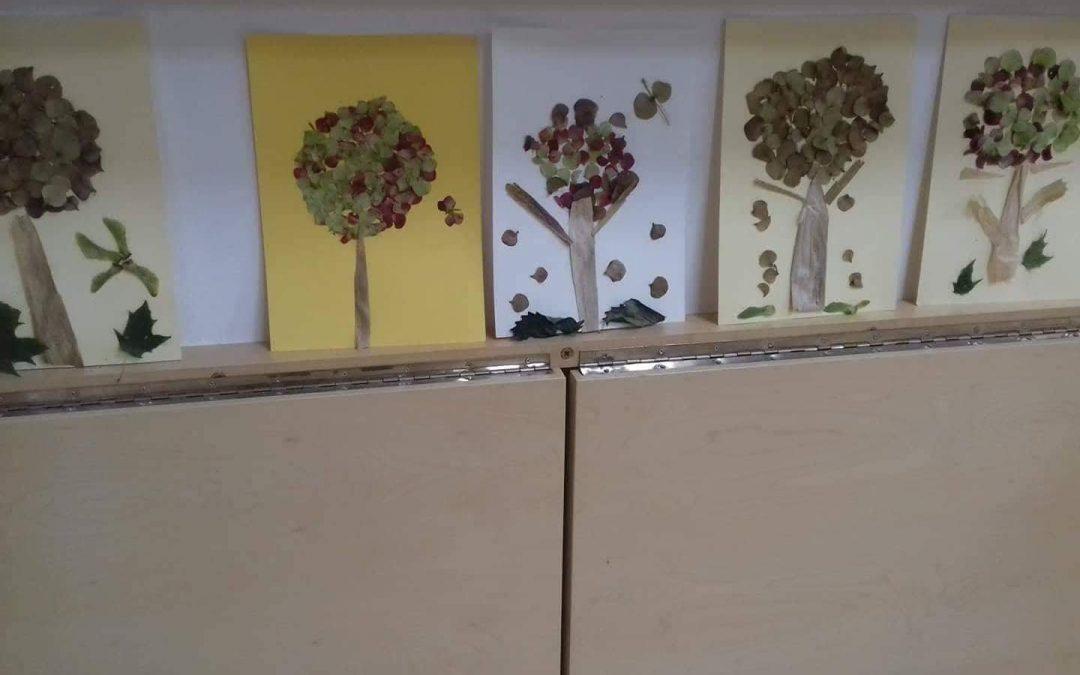 Ustvarjalne delavnice v domžalski in šentvidski knjižnici