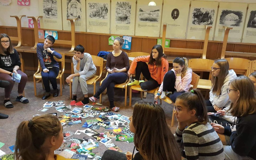Osnovnošolci na taboru krepili socialne veščine