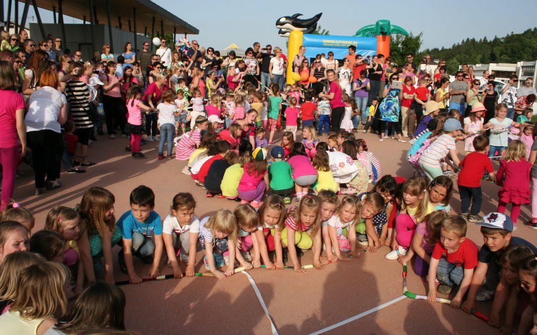 Piškotkov festival v češminovem parku je prestavljen na 25. 5. 2019