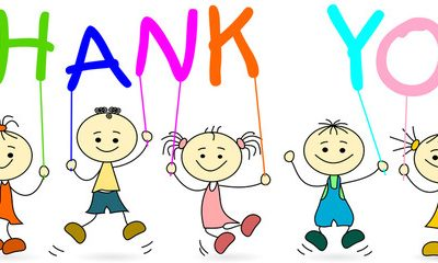 Zahvala donatorjem