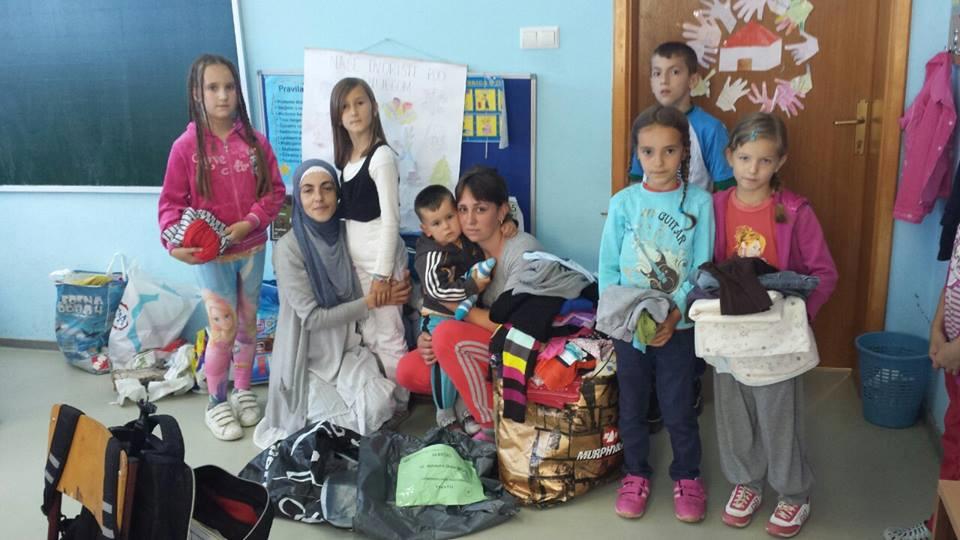 Humanitarna dejavnost